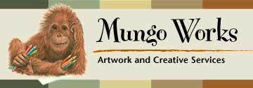 Mungo Works  Art by Diane Blasius